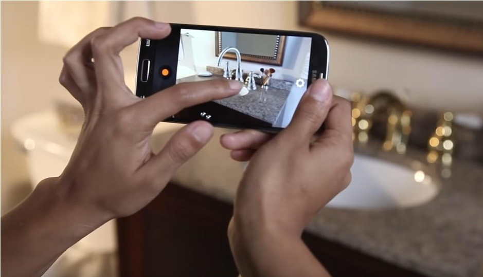 Virtual furniture augmented reality app