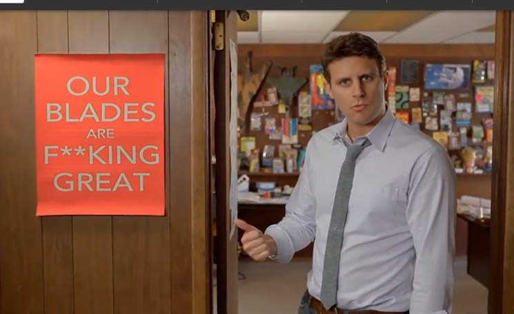 Dollar Shave Club explainer video
