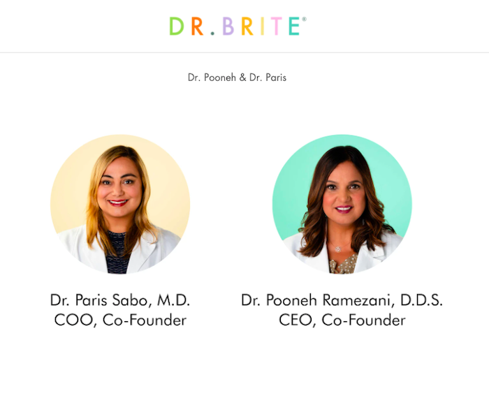 Dr. Brite Co-founders