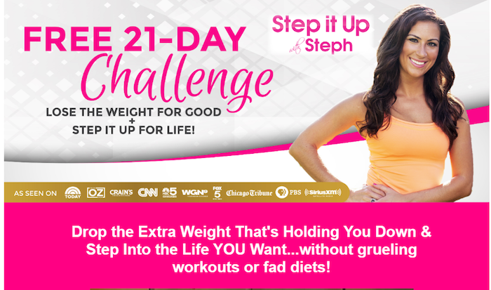 Free 21 Day Challenge