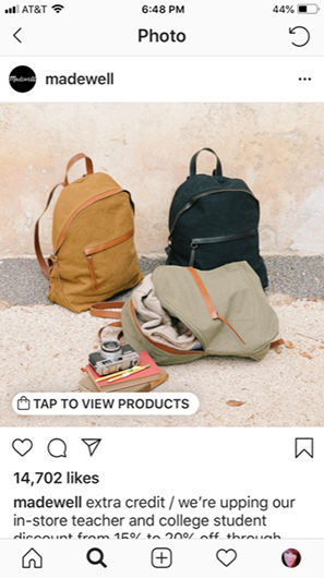 Guide to Instagram Shopping