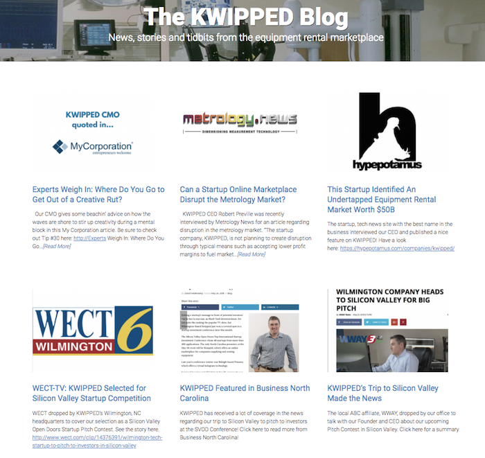 KWIPPED blog