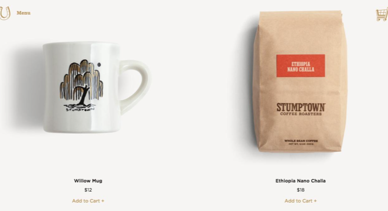 stumptown call to action