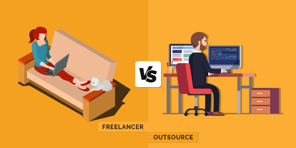 Freelancer v. Outsource Development