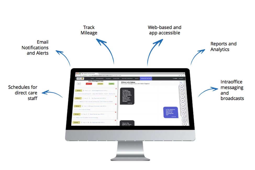 The solution Shift3 created offered employees a more transparent, intuitive scheduling system.