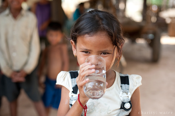 The organization charity:water launched in 2006 to bring clean, safe drinking water to people in developing countries.