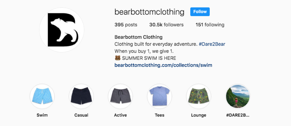 Bearbottom Clothing is a men's outdoor clothing company with socially responsible business approach.