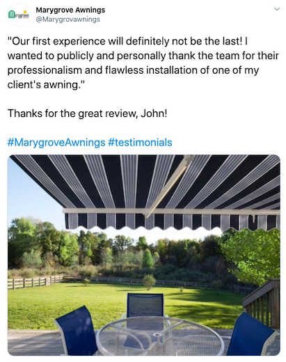 marygrove awning facebook