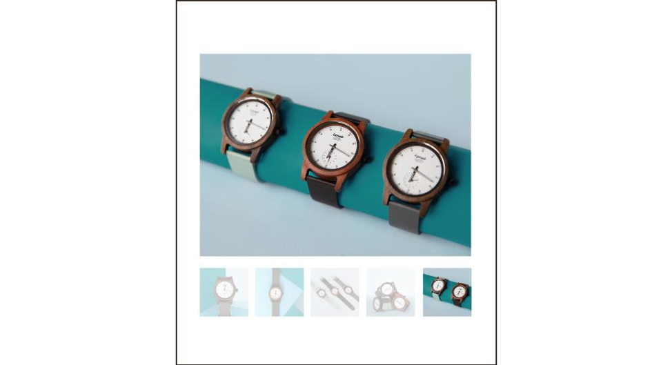 High-quality images of watches