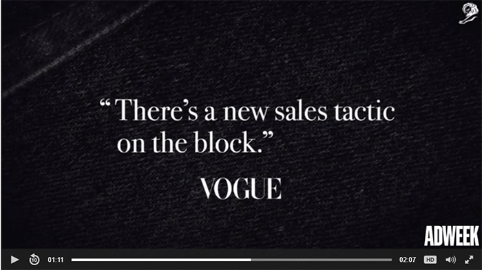 Diesel ad quote