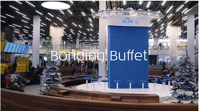 KLM Bonding Buffet