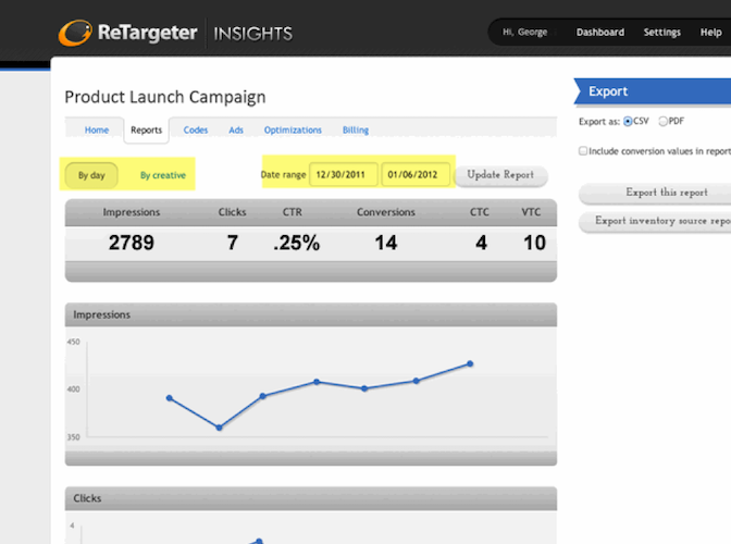 retargeter audience retargeting tool